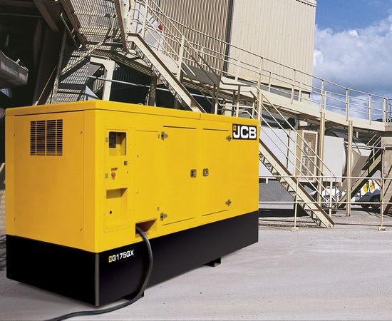 Generator Industrial