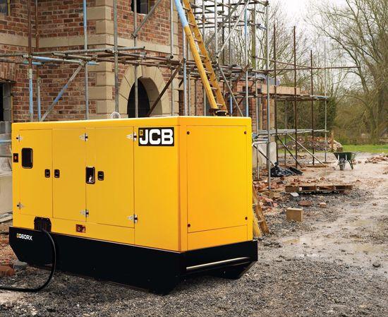 Generator building site