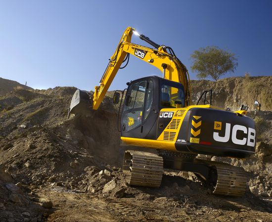 Holt JCB | JCB Machines