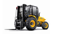 Rough Terrain Fork Lifts