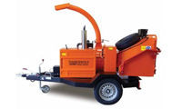 Road Towable Hydraulic Chippers