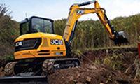 NEW Midi Excavators