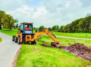 Own a JCB 3CX at 0% interest HP over 3 years!
