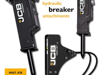 JCB Hydraulic Breakers