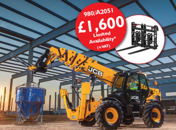 Fork Positioners from just £1,600!
