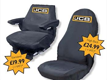 JCB Seat Covers from £19.99*
