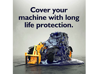 Cover your machine with long life protection
