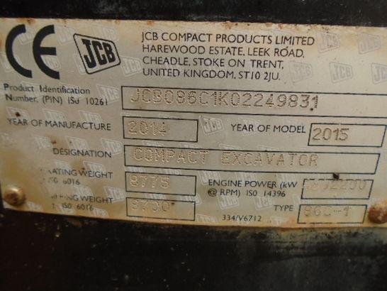 Holt JCB | Used machines