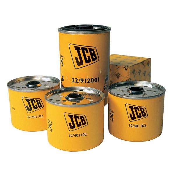JCB Parts Small