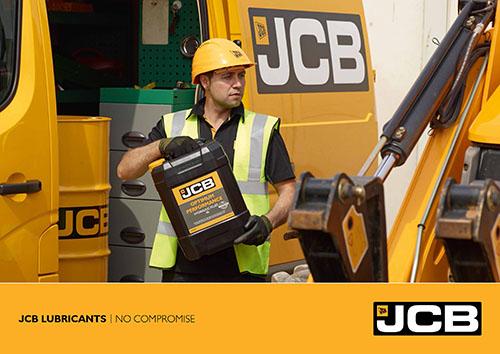 JCB Lubricants
