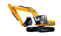 JCB machines