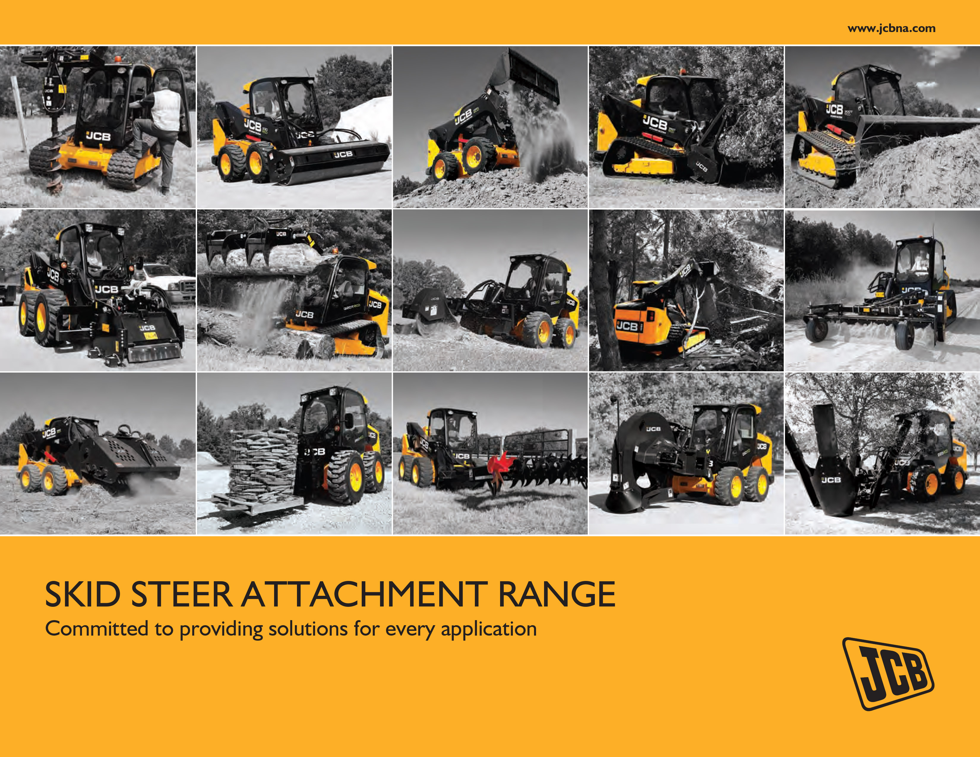 Holt JCB | Attachments