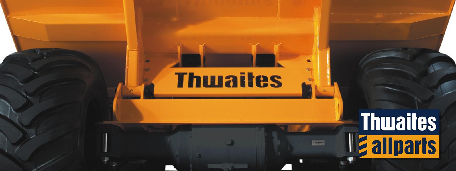 Thwaites Parts Banner14