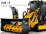 Introducing the 1CX-T Backhoe Loader...