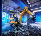 JCB TAKES THE LEAD ON ELECTRIFICATION WITH LAUNCH OF 19C-1E
