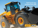 Catch up on JCB's new machines!