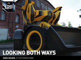 JCB celebrates Backhoe anniversary with futuristic competition