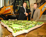 JCB TEES OFF 2014 WITH PLANS FOR £30 MILLION GOLF COURSE