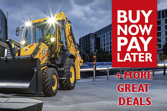 Current Offers from Holt JCB