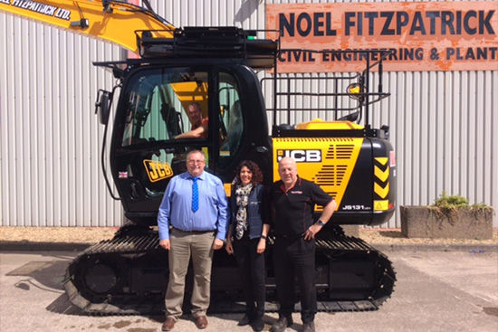 JCB PERFECT FIT FOR FITZPATRICK