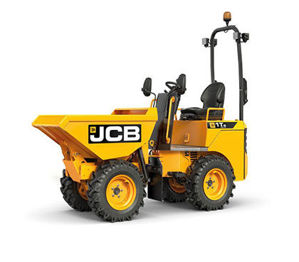 NEW JCB MODEL BECOMES INDUSTRY'S SAFEST 1-TONNE MODEL