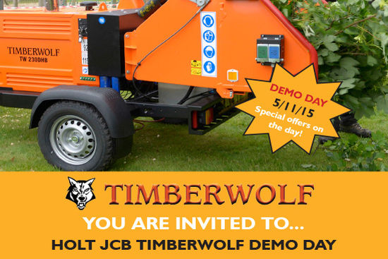 Timberwolf Demo Day