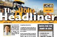 HOLT HEADLINER: JANUARY 2018
