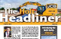 HOLT HEADLINER: MARCH 2019