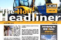 HOLT HEADLINER: NOVEMBER 2018